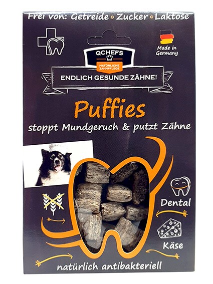 QChefs Puffies